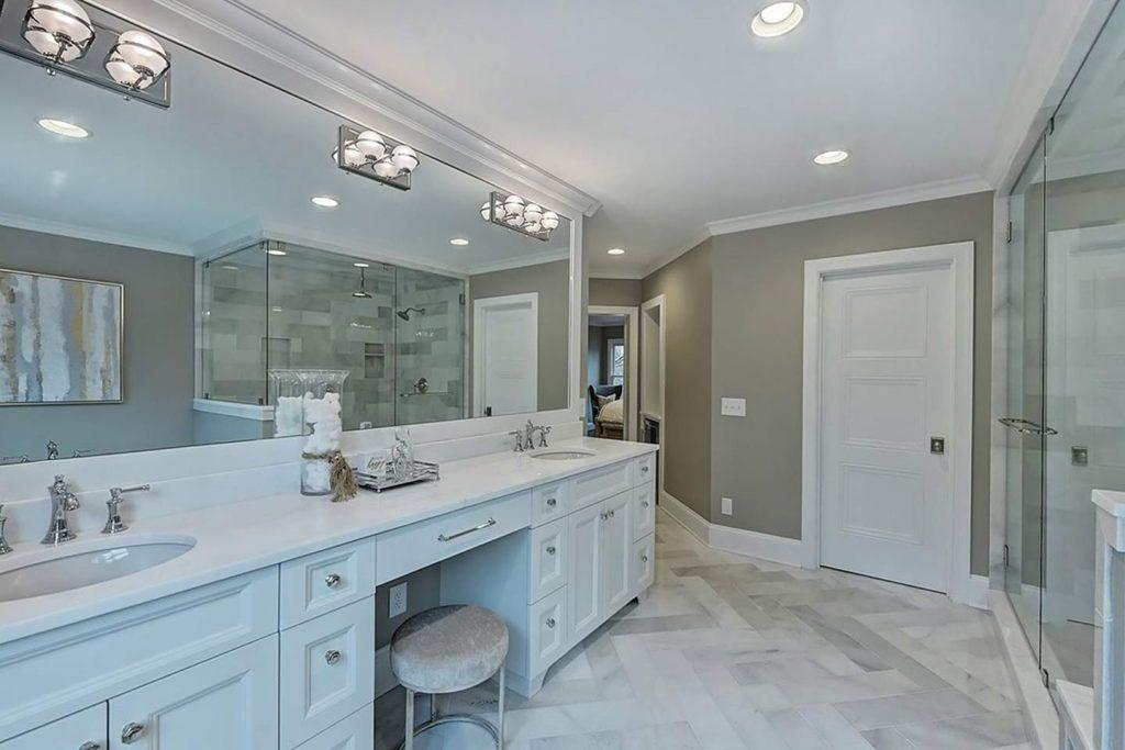 Staging N Baltursol Lane Master Bathroom
