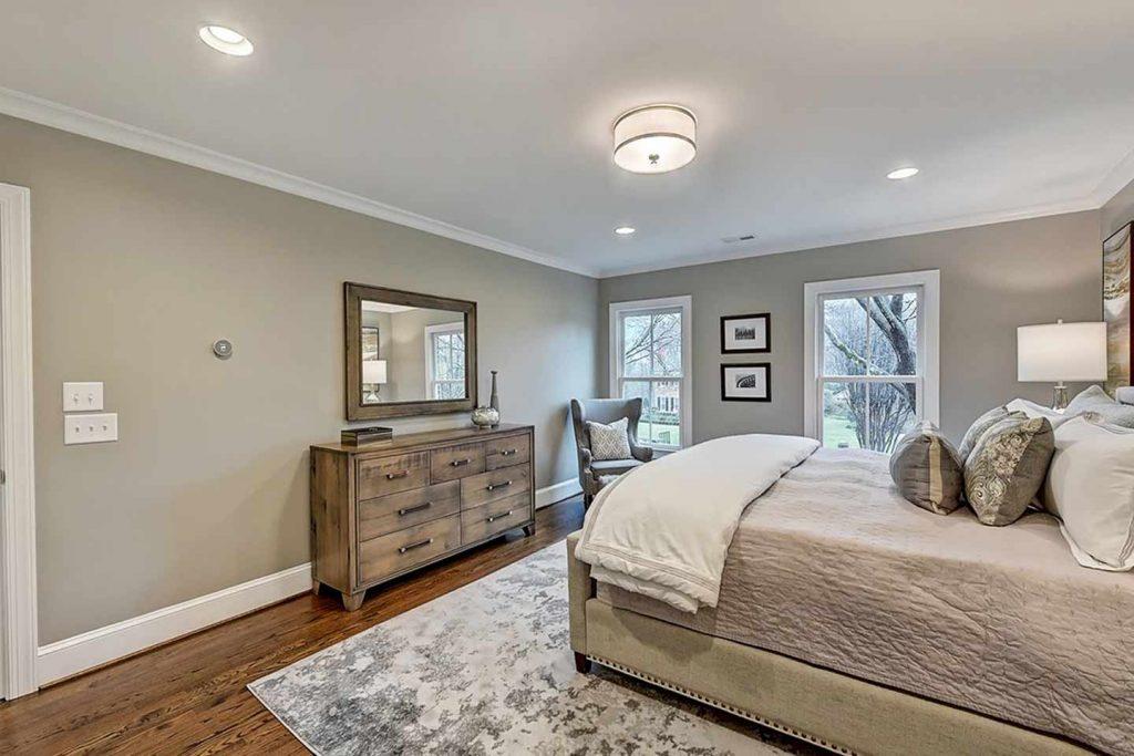 Staging N Baltursol Lane Master Bedroom