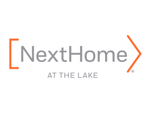 Next Home at the Lake logo