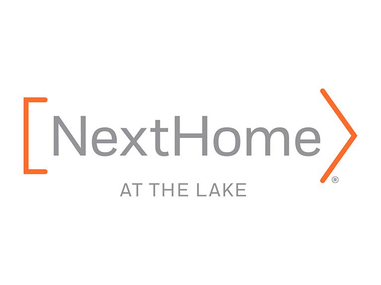 Next Home at the Lake logo