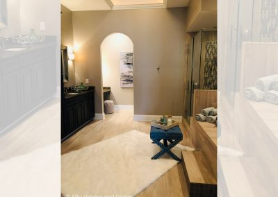 Elite Staging and Design Portfolio Bathroom Staging