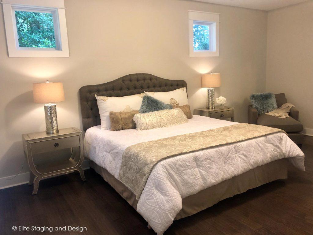 Elite Staging and Design Portfolio Bedrooms