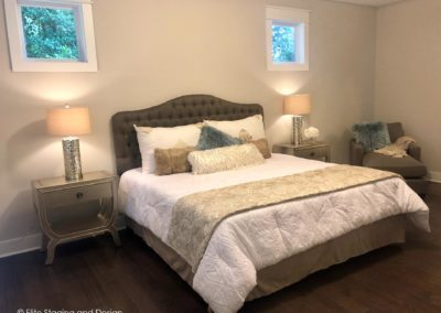 Elite Staging and Design Portfolio Bedrooms