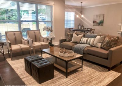 Elite Staging and Design Portfolio Family Rooms